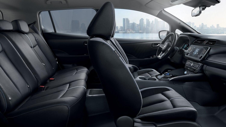 Nissan Leaf Hema Private Lease