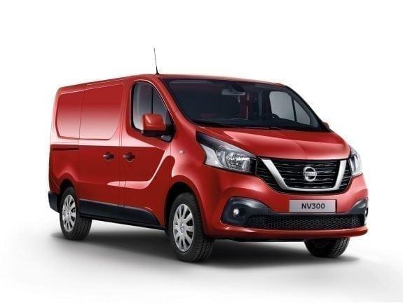 Afbeelding van Nissan NV300