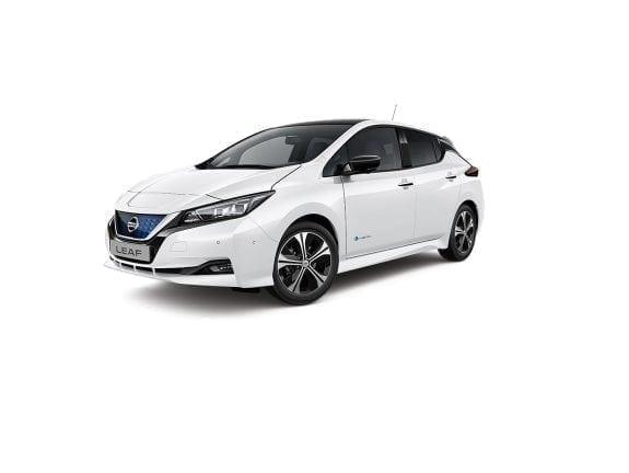 Afbeelding van Nissan LEAF