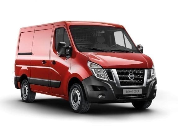 Afbeelding van Nissan NV400