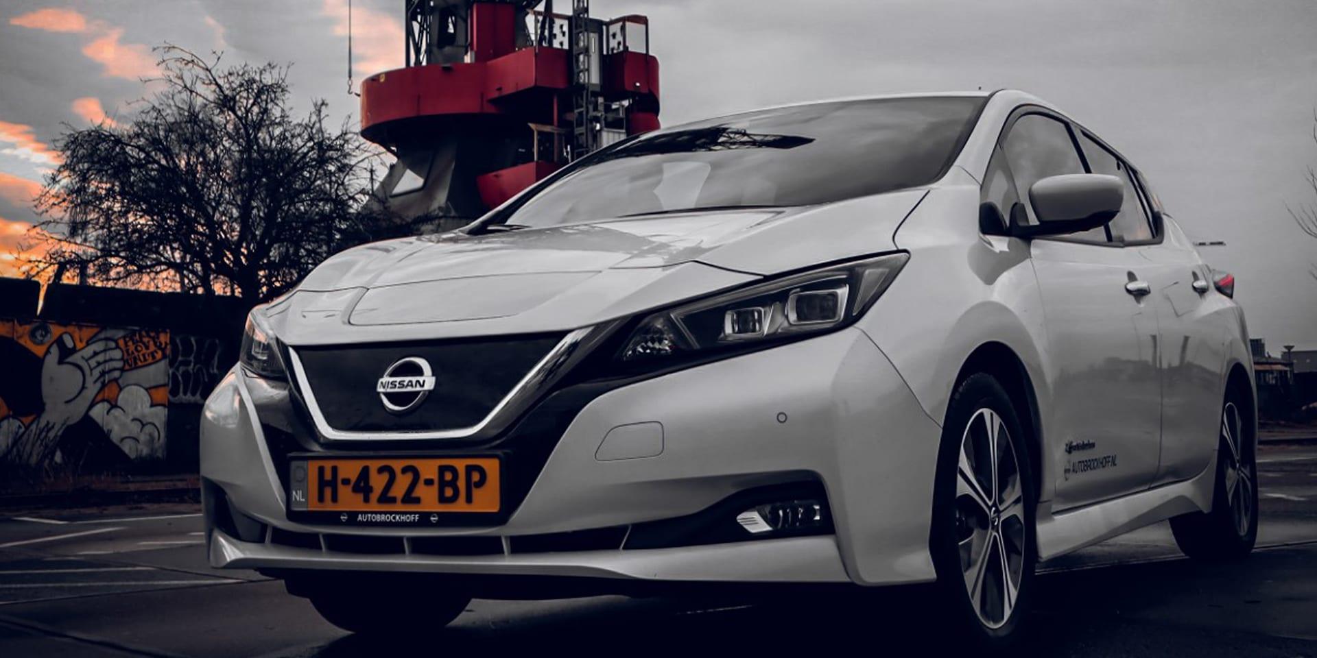 Nissan LEAF N-Connecta (62KWH)