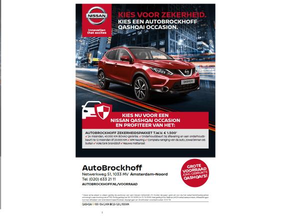 Afbeelding van het AutoBrockhoff zekerheidspakket