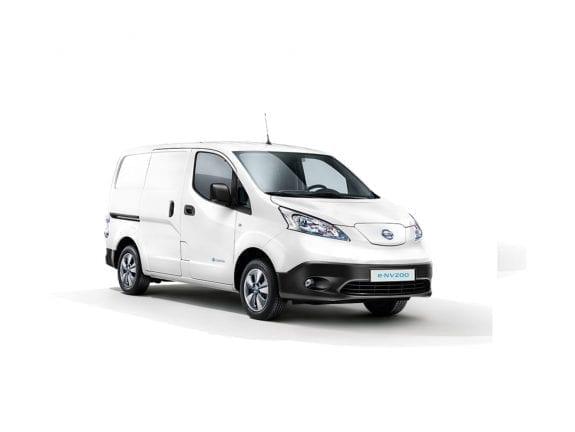 Afbeelding van Nissan e-NV200 40kWh