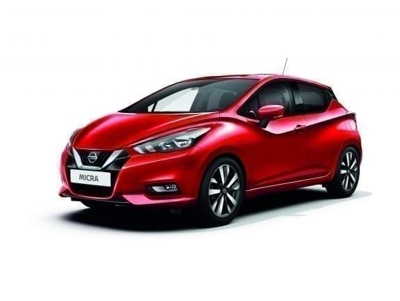 Afbeelding van Nissan Micra Visia