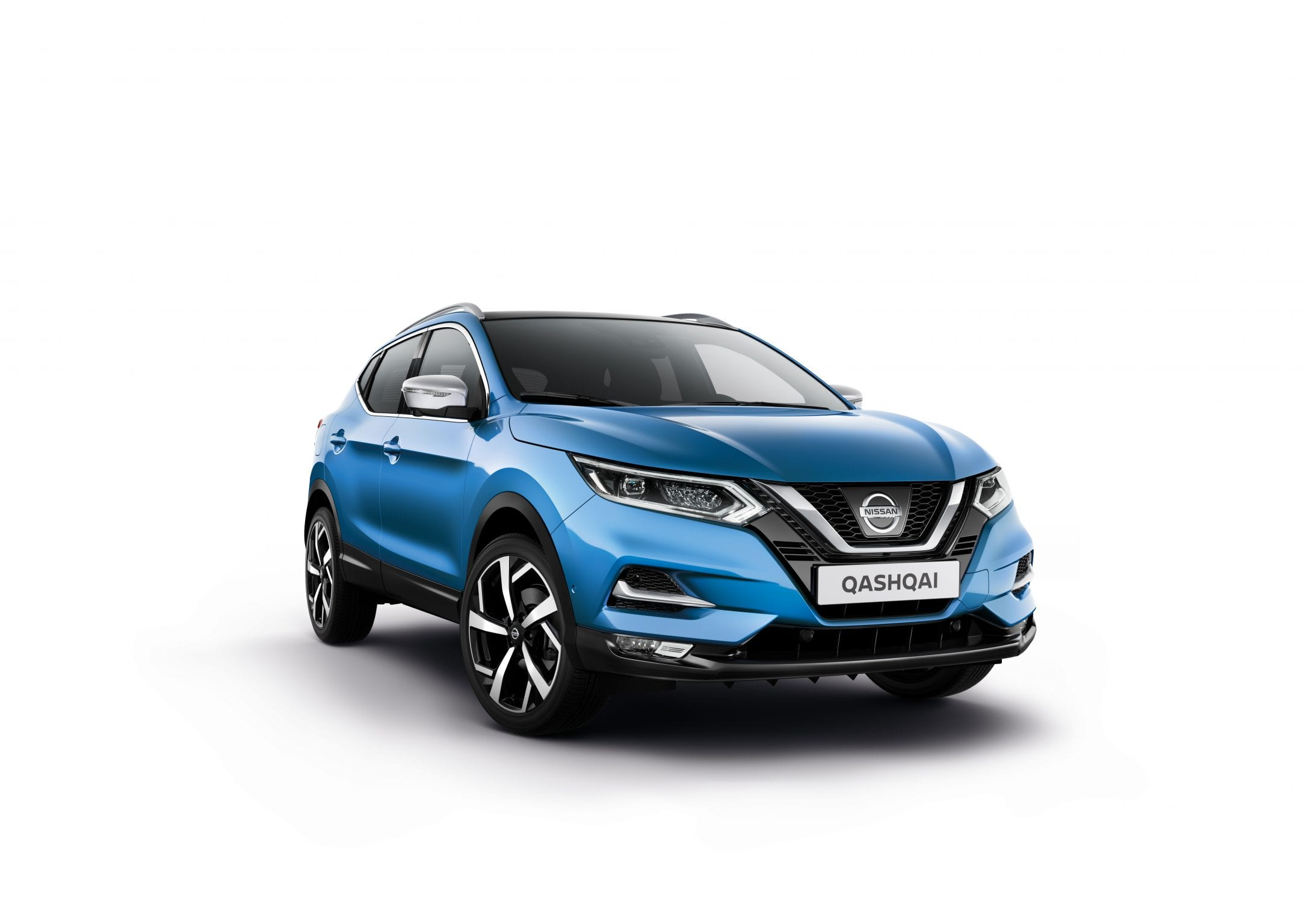 Nissan Qashqai N-Connecta + Design Pack