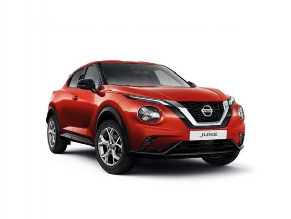 Afbeelding van Nissan Juke Visia