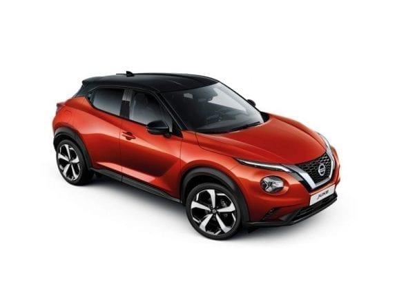 Afbeelding van Nissan Juke Premier Edition