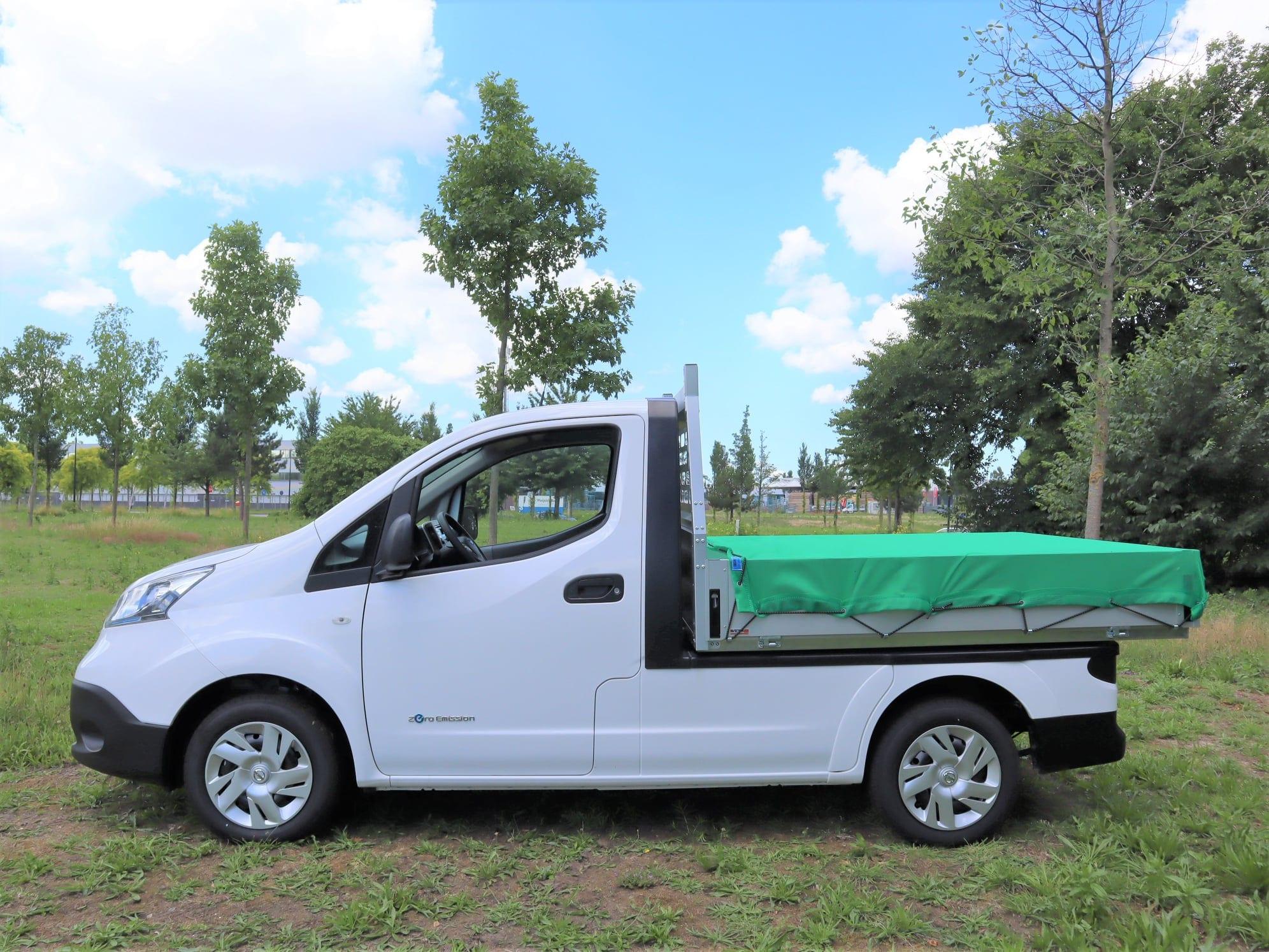 E-NV200 Pick-up