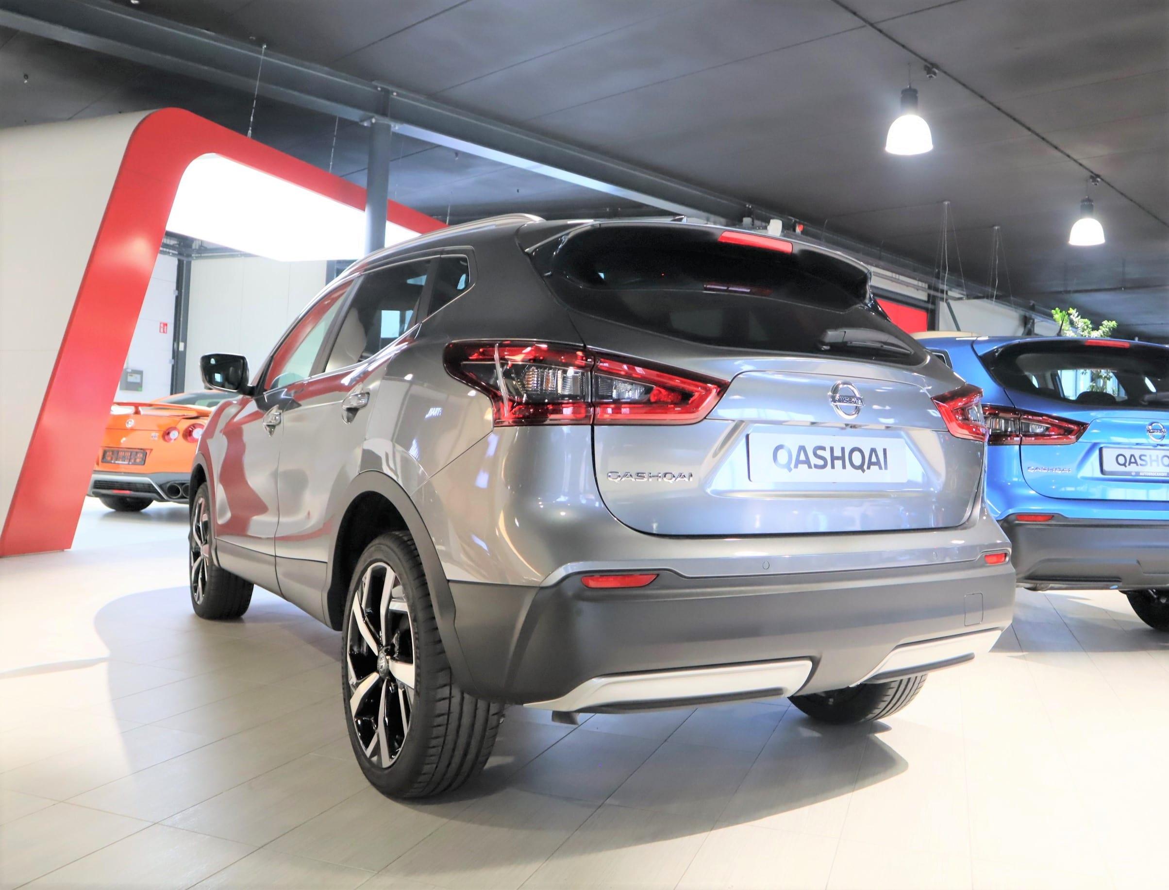 Nissan Qashqai 1.3 DIG-T 140 TEKNA