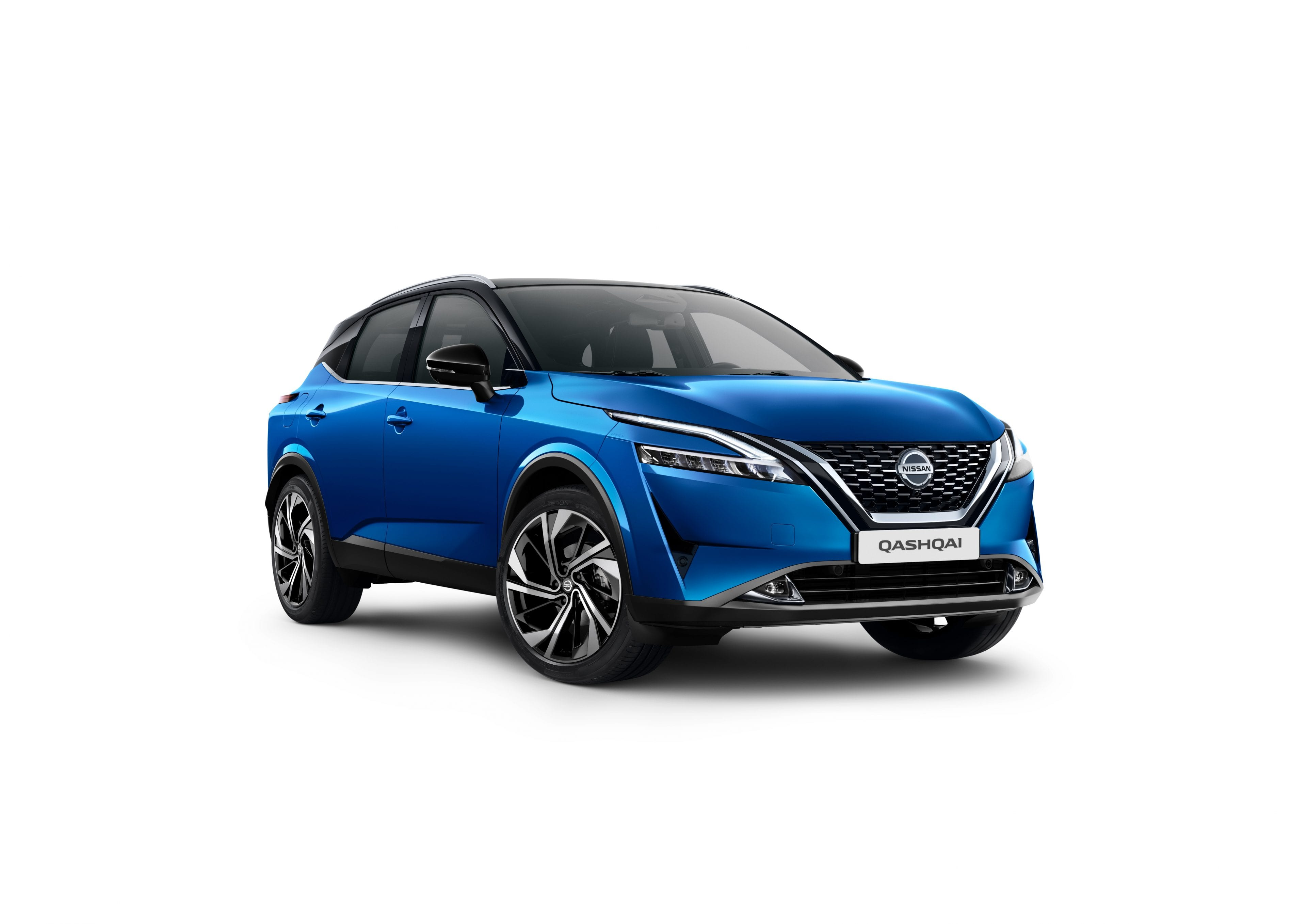 Nieuwe Nissan Qashqai Premiere Edition